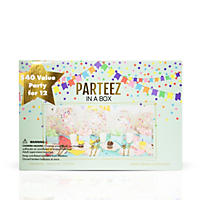 Parteez in a Box, Celebration Party - Set of 12