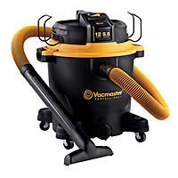 Vacmaster 12 Gallon, 5.5 HP Beast Series Wet / Dry Vacuum