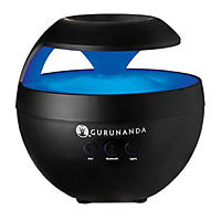 Gurunanda Aromatherapy Essential Oil Diffuser (Includes oils)