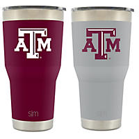 NCAA 30oz Tumbler 2 pk. - Texas A&M