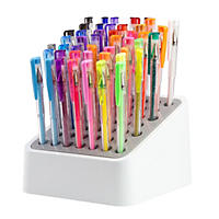 U Brands Gel Pen Set, Assorted Colors, 46 Count