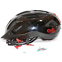 Bike Helmet W/ Led, Assorted Colors