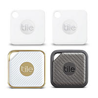 Tile Tracker Bundle (Assorted 4 Pack)