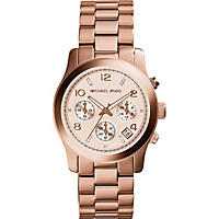 Michael Kors Rose Gold Runway Watch MK5128