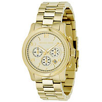 Michael Kors Gold Runway Watch MK5055
