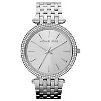 Michael Kors Darci Silver-Tone Stainless Steel Women's Watch
