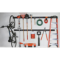 Haus 16 Piece Garage Organization System