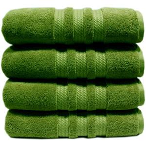 100 Cotton Luxury Bath Towel Le Green 30 X 58 1 Only