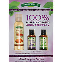 Nature's Truth Aromatherapy Oils, 3 Pack