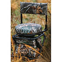 Camo Swivel Dove Stool