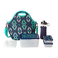 Built NY 10-Piece Neoprene Insulated Lunch Bag Set - Navajo