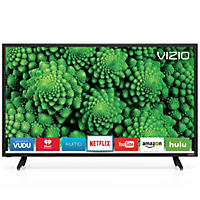 "VIZIO 43"" Class Full-Array LED Smart HDTV, D43f-E"