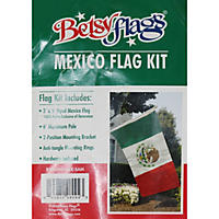Mexico Flag Kit