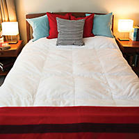 SereneHeat - Heated Down Comforter