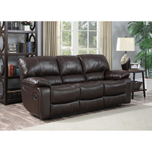 Marks And Cohen Redfield Leather Reclining Sofa Samsclub Com Auctions