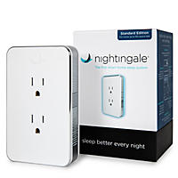 Nightingale Smart Home Sleep System, Standard Edition with Travel Case (1 pk.)