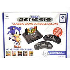 Sega genesis classic game console deluxe version - Sega genesis classic game console games ...