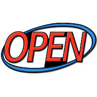30in Superbrite Led Open Sign