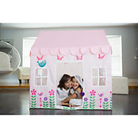 Kids' Pop-Up Playhouse Tent, Little Cottage