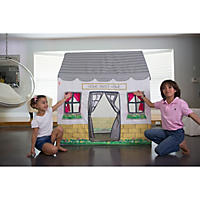 Kids' Pop-Up Playhouse Tent, Home Sweet Home
