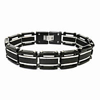 8.5 inch Stainless Steel Men's Bracelet