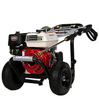Simpson 3500 PSI at 2.5 GPM Gas Pressure Washer Powered by Honda