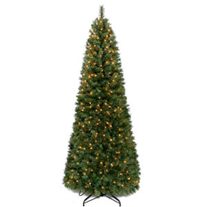 7 pull up prelit christmas tree - Pull Up Christmas Tree