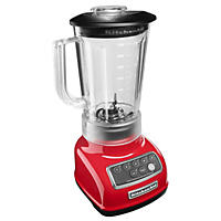 Kitchenaid 5 Speed Blender, Red
