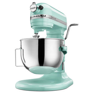 Kitchenaid Professional Hd Stand Mixer Ice Blue
