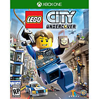 (Free Shipping) Lego City Uncver Xb1