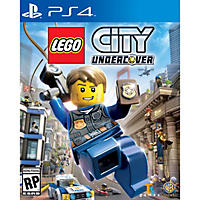 (Free Shipping) LEGO City Undercover (PS4)