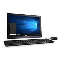 "Dell Touchscreen Full HD IPS 21.5"" All-in-One Desktop, Intel Core i3-6100U Processor, 8GB Memory, 1TB Hard Drive, Windows 10 Home, with Wireless Keyboard and Mouse"
