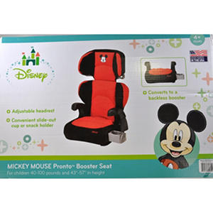 Disney Pronto Booster Seat Mickey