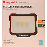 3000 Lmn Worklight CollapsibleWorklight