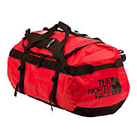 The North Face Base Camp Duffel Bag Large- Tnf Red/Black