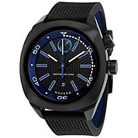 Men's Movado Bold Watch, Blue/Black