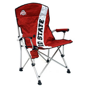 Ohio State Buckeyes Folding Arm Chair Samsclub Com Auctions