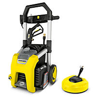 "Karcher 1800 PSI - TruPressure, 1.2 GPM Electric Pressure Washer (Includes 11"" Surface Cleaner)"