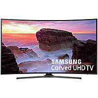 "Samsung 65"" Class 4K Ultra HD Curved Smart LED TV - UN65MU650D"