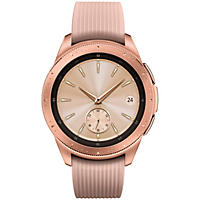 Samsung Galaxy Bluetooth Watch 42mm (Rose Gold) with Extra Charger