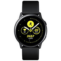 Samsung Galaxy Bluetooth Smart Watch Active 40mm (Black)