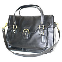 Coach Campbell Eva Flap Handbag