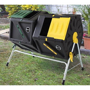 Miracle-Gro Tumbling Composter