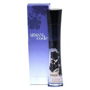 Armani Code Women's Eau De Parfum Spray, 2 5 oz   SamsClub