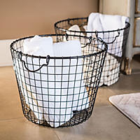 2-Piece Farmhouse Nesting Baskets