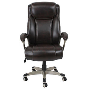 Barcalounger Big Amp Tall Executive Office Chair Brown