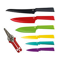 Kuhn Rikon 13-piece Knife Set (Assorted Colors)