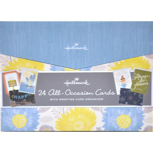 Hallmark all occasion card assortment 24 ct samsclub auctions hallmark all occasion card assortment 24 ct m4hsunfo