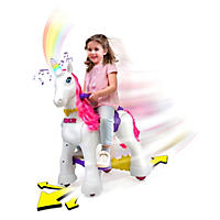 My Lovely Unicorn 12V Powered Ride On