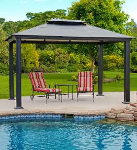Gazebos, Canopies & Enclosures
